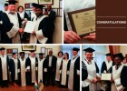 Academic Commencement Ceremony for Doctors of Philosophy of «KROK» University