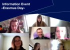«Erasmus Day» Information Event