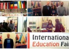 «KROK» University participated in International Education Fair Georgia