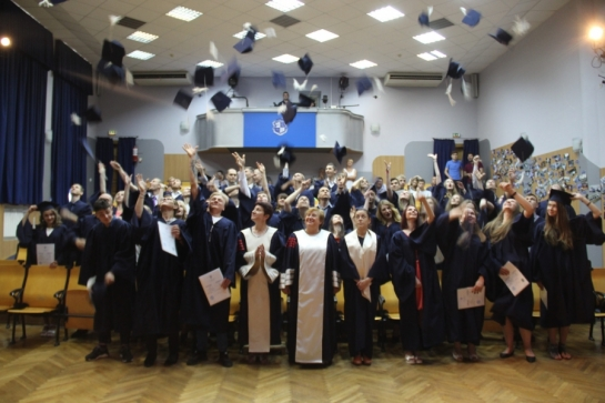 We congratulate «KROK» University on achievement!
