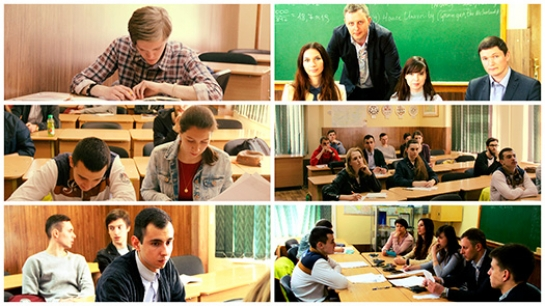 Students' selection for the exchange programs with European HEIs