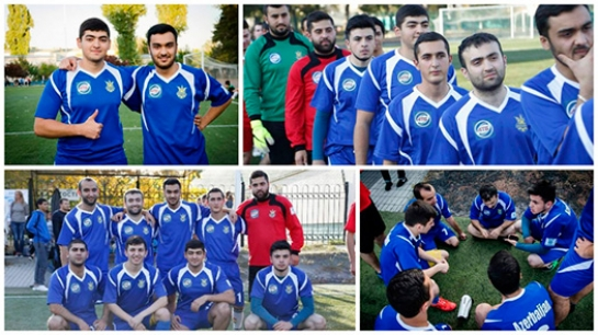 «KROK» University students participated in the international football championship