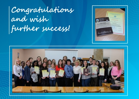 Congratulations to Project Management students!
