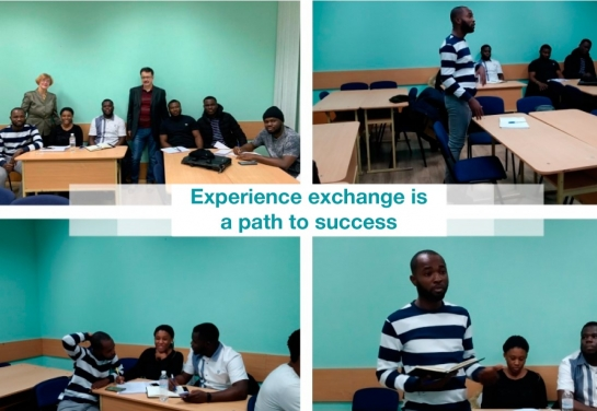 Experience Exchange is a Path to Success
